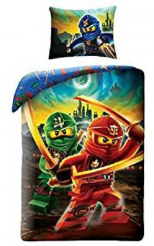 Ninjago-Kinderbettwäsche!