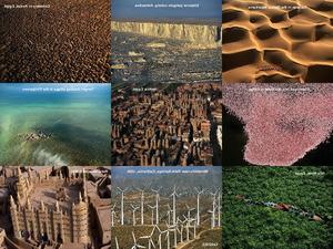 Earth Seen From The Sky - Yann Arthus Bertrand Project