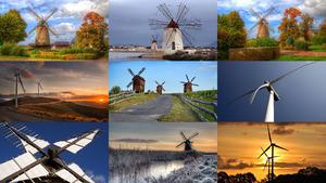 Windmühlen 3