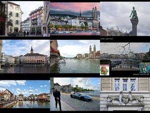 Zurich (Switzerland) - Zürich (Schweiz)