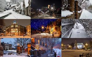 Winter Streets - Winterstraßen