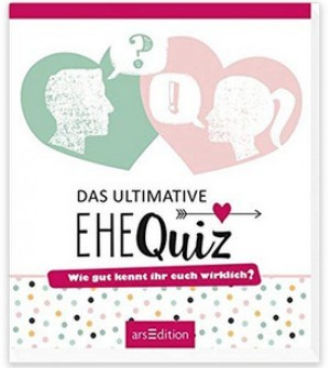 Das ultimative Ehequiz!
