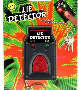 Lügendetektor!