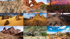 Wüsten 4