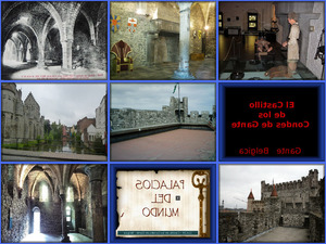 Belgium The Castle of the Counts of Ghent
