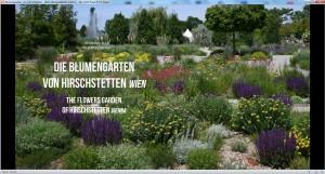 Blumengaerten von Hirschstetten - Wien