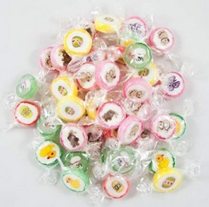 lustige Bonbons im Oster-Design!