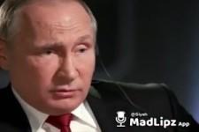 Ja ja Der Putin