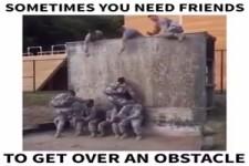 So sieht Teamwork aus