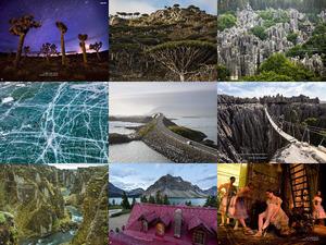 Internationale Geografische Fotografie 2018