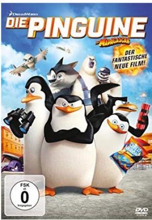 Die Pinguine aus Madagascar!