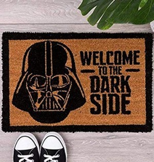 Star Wars Fußmatte!