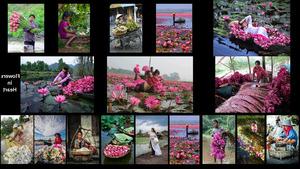 Flowers in Heart - Blumen im Herzen