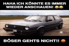 Der schnellste Golf 2
