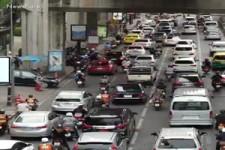 Ziemlich viel Verkehr