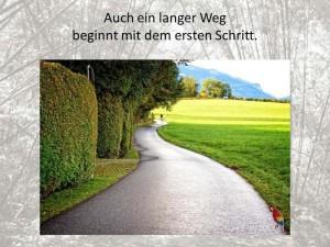 Den eigenen Weg finden 2