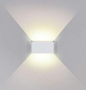 LED-Wandleuchte!