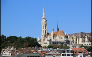 Matyas Cathedral - Budapest Hungary -