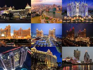 China Macau - Das chinesische Las Vegas