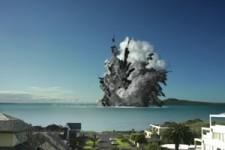 Coole Vulkan Animation