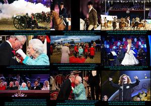 Queen Elizabeth Birthday Celebration - Geburtstagsfeier