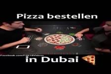 Pizza bestellen in Dubai