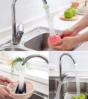 Wasserhahn-Duschaufsatz!