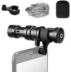 Richtmikrofon fürs Smartphone!