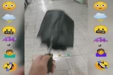 Klasse Schirm