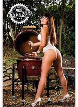 BBQ-Chicks erotischer Grillkalender!