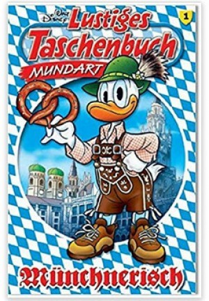 Lustiges Taschenbuch Mundart - Münchnerisch!