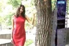 Versteckte Kamera Geiles Kleid