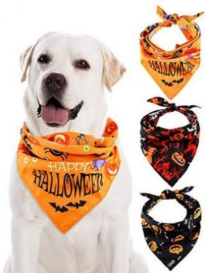 Halloween-Tuch für den Hund!