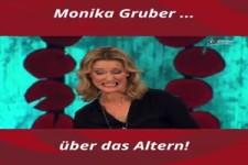 Monika Gruber ueber das altern