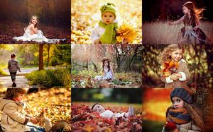 Autumn Kids 2 - Herbstkinder 2