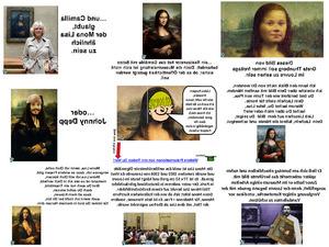 Der Diebstahl der Mona Lisa