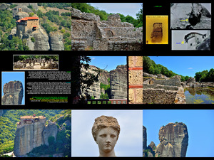 Butrint und Meteora
