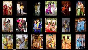 African weddings - Afrikanische Hochzeiten
