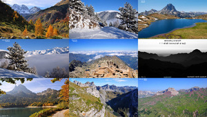 Que la Nature est Belle - Die Natur ist wunderschön