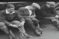 Rollschuhe Anno 1911
