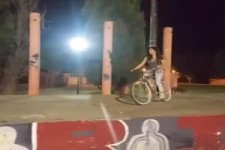 Unfall mit einem Fahrrad