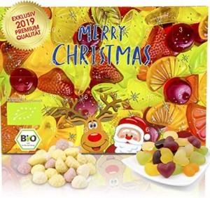Fruchtgummi-Adventskalender!