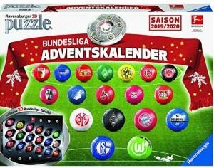 Bundesliga Adventskalender Saison 2019/2020!