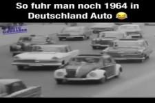 So fuhr man noch 1964
