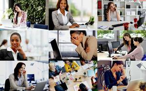 Working Girls - Berufstätige Mädchen