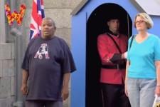 Versteckte Kamera - Britische Garde