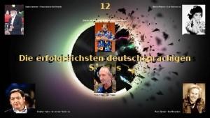 Die erfolgreichsten deutschsprachigen Singles 012