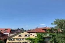 Blick über halb Öhringen