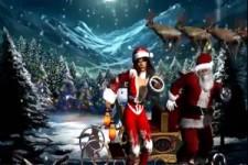 Jingle Bell Nikolaus Rock