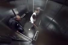 Versteckte Kamera - Im Fahrstuhl
